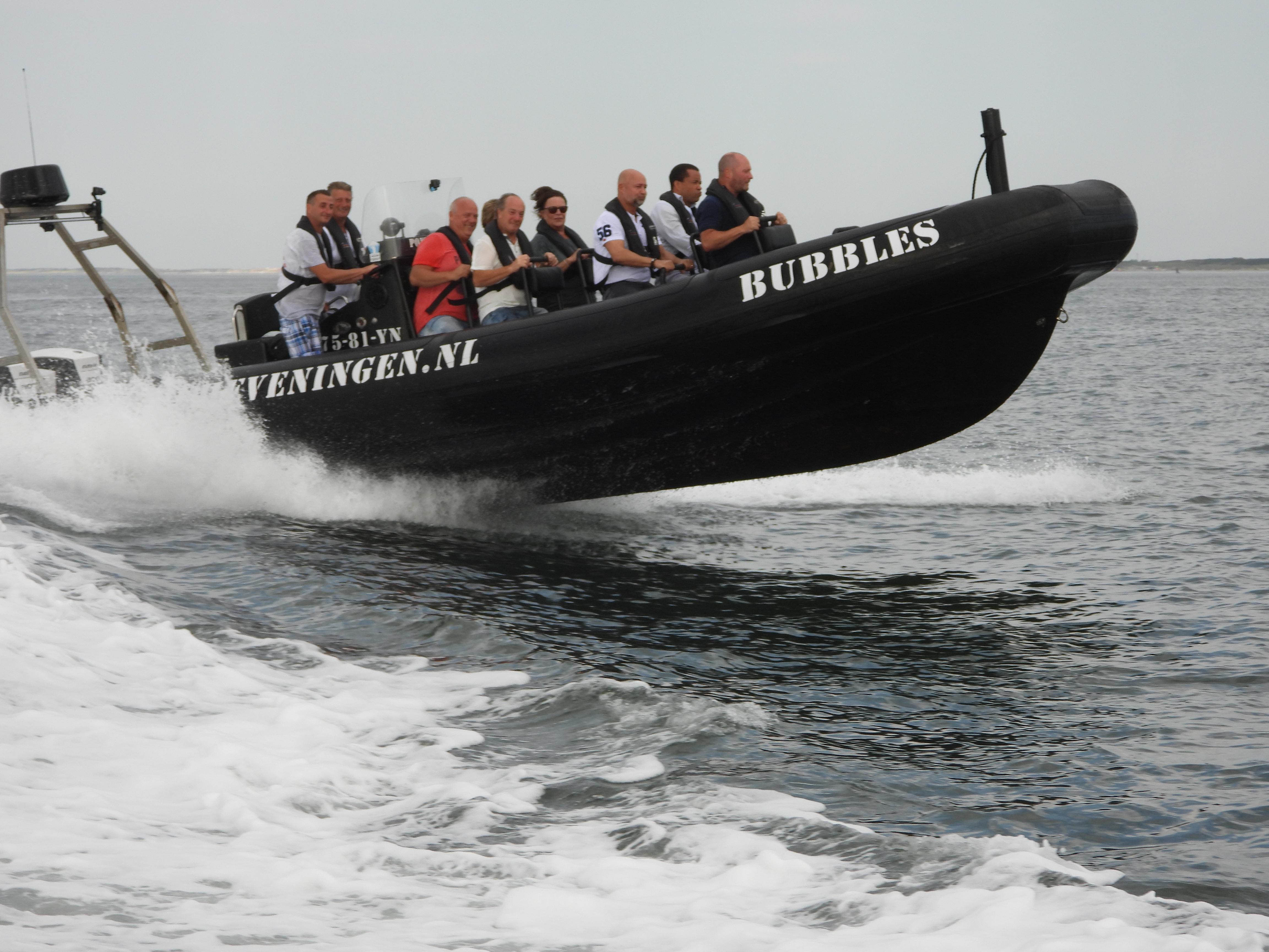 individueel speedboot varen